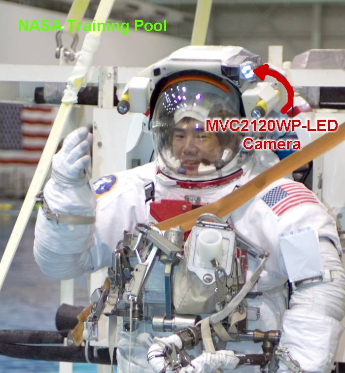 pic of NASA training